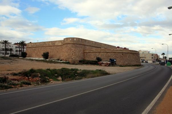 Castillo de Garrucha